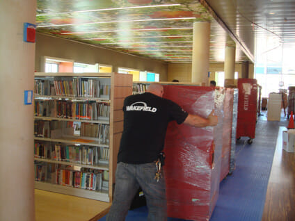 good_picture_of_a_Library_Cart_Move